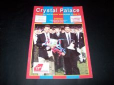 Crystal Palace v Everton, 1990/91